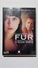 DVD - FUR - UN RITRATTO IMMAGINARIO DI DIANE ARBUS - USATO VERSIONE NOLEGGIO