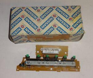 GENUINE NEW NISSAN PRIMERA P10E & W10 AIR CON AMPLIFIER CONTROL UNIT 27512-50J00