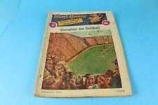 Frank Kenney - Roman Heft 1949 - 1. Jhg. - Sensation um Goldball -  Nr. 16  /S41