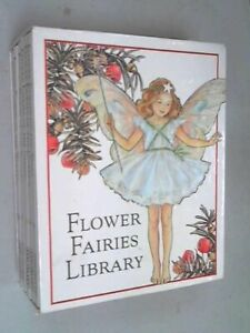 Flower Fairies Library by Barker, Cicely Mary Book The Cheap Fast Free Post