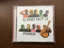 Q and Not U - Power (2004)