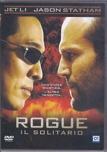 Dvd  ROGUE IL SOLITARIO con Jet Li Jason Statham nuovo 2008