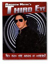 Third Eye Magic Booklet by Andrew Mayne - NEW