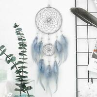 Indian Handmade Chic Feather Dream Catcher Wall Hanging Car Home Decoration Gift