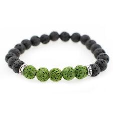 12b3937daa86 Pulseras de bisutería color principal verde de piedra | Compra ...