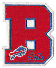 "BUFFALO BILLS NFL FOOTBALL VINTAGE 5"" LETTER B LOGO TEAM PATCH"