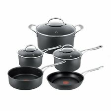 NEW Jamie Oliver Premium Hard Anodised Induction 5pc Cookware Set (RRP $800)