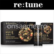 RE:TUNE GOLD MANUKA HONEY ORIGINAL KOREAN RED GINSENG 10ML X 30 PACKETS