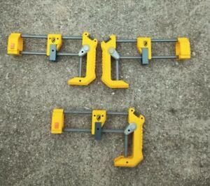 Nerf N-Strike Recon CS-6 Shoulder Stock (Yellow) Lot of 3