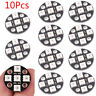 10Pcs WS2812 5Bit SMD 5050 RGB LED Lamp Panel Board 5V Round for Arduino