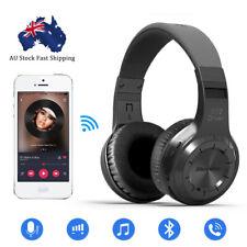Bluedio Bluetooth 4.1 Wireless Stereo Headphones Turbine Hurricane H Headset