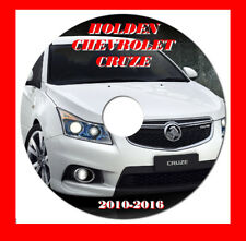 chevrolet car truck service repair manuals ebay rh ebay com au Holden Cruze Station Wagon Holden Cruze Interior