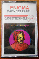Enigma Sadness Part 1 Cassette Made in Europe DINSC 101