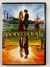 The Princess Bride Dvd Movie - 20th Anniversary Collector's Edition - Like New