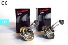 2x H7 55w 499 12v Car Headlight Bulbs White 5000k