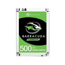 "Seagate Barracuda ST500LM030 500GB SATA 6Gb/s 128MB 2.5"" Hard Drive Height"
