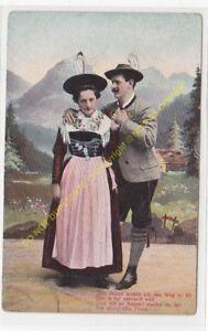 CPA SUISSE Costumes Suisses Edit SERIE 91