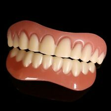 Veneers False teeth snap on instant Smile veneers Cosmetic Teeth Dentures Dental