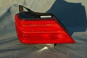 1993-1994 Mercedes S320 S420 W140 Tail Light  w/ Bulbs (LH) OEM 90 Day Warranty