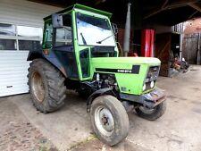 Landwirtschaft, Traktor, Schlepper, Oldtimer, Deutz, D 6507-C/D 1057-S TÜV 06.19