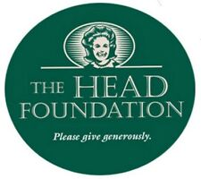 Head Foundation please give... Iron On Transfer