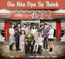 GIA HOA VAN SU THANH  -  Phim Bo Han Quoc