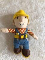 "Cute Bob The Builder 9"" Plush Soft Toy n"