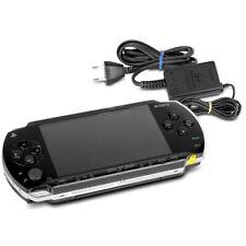 Sony Playstation Portable - PSP Konsole 1004 in black / schwarz #10A + Ladekabel