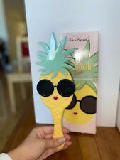Too Faced Pineapple Hand Mirror