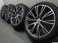 21 Zoll original Sommerräder BMW X3 G01 X4 G02 Individual V-Speiche 726I (ZLE4)