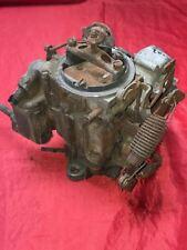 1978 1979 Chevrolet Truck Rochester Monojet Carburetor 17058022 Core