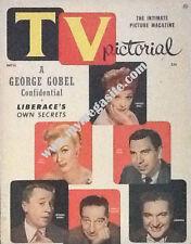 LUCILLE BALL - TV PICTORIAL MAGAZINE -  NOV 1955