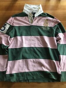 Polo Ralph Lauren Rugby Shirt Mens (M)