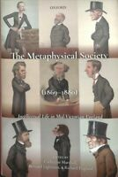 Metaphysical Society (1869-1880) : Intellectual Life in Mid-Victorian England...
