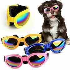 Pet Protection Small Doggles Dog Sunglasses Pet Goggles Wear Glasse Eye Sun W7P7
