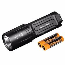 Fenix TK35 Ultimate Ed. 2018 Rechargeable Flashlight w/ 2x 3500mAh 18650 Battery