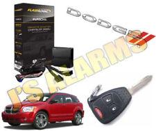 Plug & Play Remote Start Add On For 2007 2008 2009 2010 2011 2012 Dodge Caliber