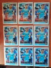 9 LOT 18-19 PANINI OPTIC SOCCER RATED ROOKIE PHIL FODEN RC CARDS HOT No.179 HOT
