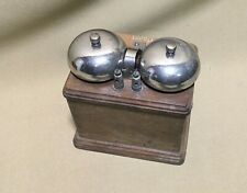 Vintage wooden door bell from 1929!!! 1000 ohm