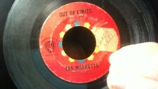 The Marketts Original Outer Limits Warner Brothers 5391 (FX13356) VG--