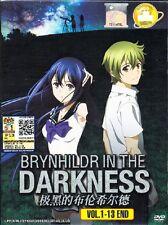 Brynhildr In The Darkness (TV 1 - 13 End) DVD Copyright ART BoxSet- English Sub