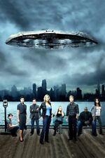 """V Poster #01 Tv Series 2011 24""""x36"""""""