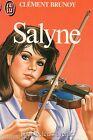 SALYNE // Clément BRUNOY // Erotique // Pour lecteurs avertis