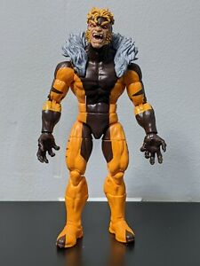 "Marvel Legends 6"" scale figure Sabretooth Apocalypse series"