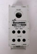 Bussman  PDBFS330 CU7 Power Distribution Block  600V 380A