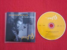 CD SINGLE FLORENT PAGNY JE L'AI TANT AIMEE  PARS 1999