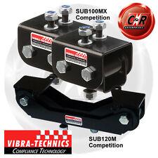 Fits Impreza WRX, STi, GC8, GDB ('93-'07) Vibra Technics Full Race Kit