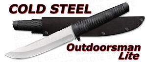 Cold Steel Outdoorsman Lite Cuchillo Unisex para Adulto
