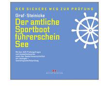 Lehrbuch SBF See + Seekartenausschnitte # Graf Steinicke Fragen aktuelle Ausgabe