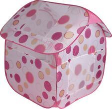 Large Pink Tent and Ball Pit RRP £24.99 now on sale only £9.99 while stocks last